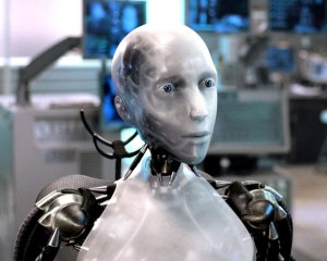 The movie 'iRobot' shows various robots, which we will see in the near future